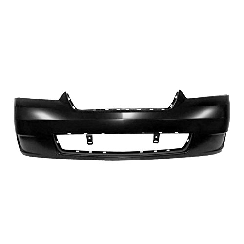 Front Cover Chevy Bumper Malibu - MBI AUTO - Painted to Match, Front Bumper Cover Fascia for 2006-2008 Chevy Malibu LT LS MAXX 06-08, GM1000767