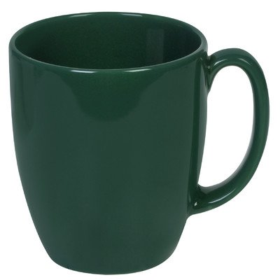 Livingware 11 oz. Mug [Set of 6] Color: Dark Green (Corelle Cups Mugs compare prices)