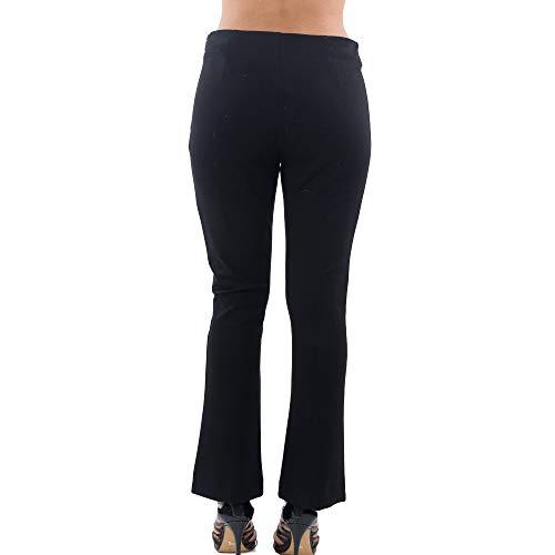 Mujer Negro Para Guess Negro Mujer Pantalón Pantalón Para Para Guess Pantalón Negro Guess Mujer Guess BxFTqT