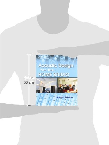 Acoustic Design for the Home Studio Amazonca Mitch Gallagher Books