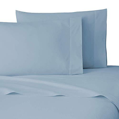 NIM Textile Luxury 1600 TC Softness Deep Pocket 4pc Bed Sheet Sets Milano Collection - Blue, King