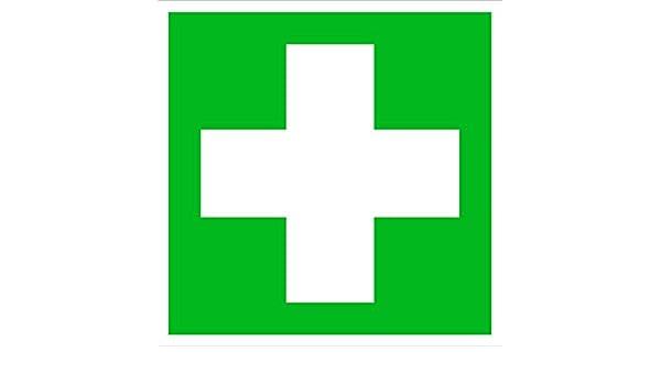 Cartel de Primeros Auxilios, señal de Rescate Muy Estable ...
