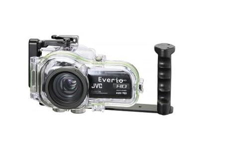 JVC WR-MG200UE Carcasa submarina para cámara: Amazon.es: Electrónica
