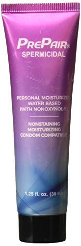 (ForPlay Prepair Spermicidal Personal Moisturizer Tube, 1.25 fl. oz.)