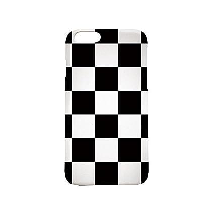 coque iphone 6 motif noir et blanc