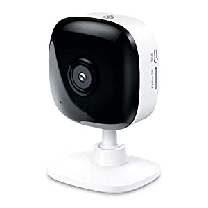 Best Epic Trends 31FAFW%2BVEiL._SS300_ Kasa Indoor Smart Home Camera by TP-Link, 1080p HD Security Camera wireless 2.4GHz with Night Vision, Motion Detection…