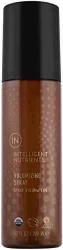 Intelligent Nutrients Volumizing Spray - Non-Aerosol Hair Spray for Volume, Texture & Hold (6.7 oz)