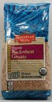 Arrowhead Mills Organic Buckwheat Groats -- 24 oz ()