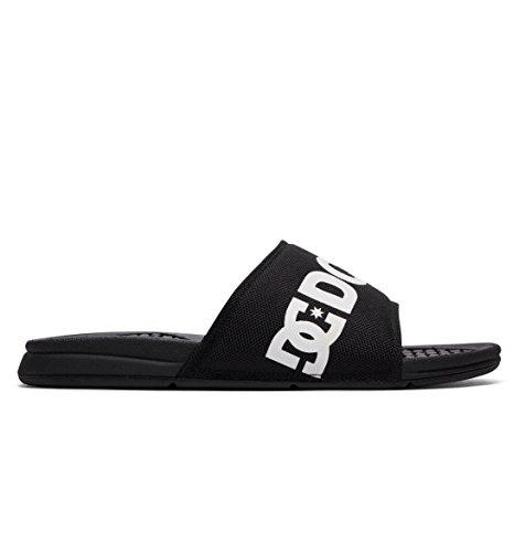 DC Shoes Herren Bolsa SP Zehentrenner, Negro