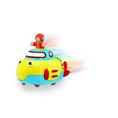 WOW Sunny Submarine Bath Toy: Toys & Games