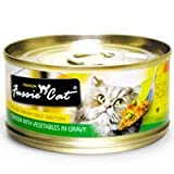 FUSSIE Canned Cat Food Chicken & Vegetable in Gravy {2.82 oz} (24 count) Review