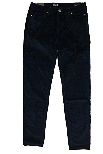 Buffalo David Bitton Women's Brushed Corduroy Skinny Jean (Navy, 8/29)