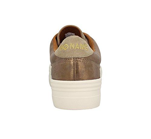 No Name Bronzo No Sneaker Name Donna SPqFdCwqx