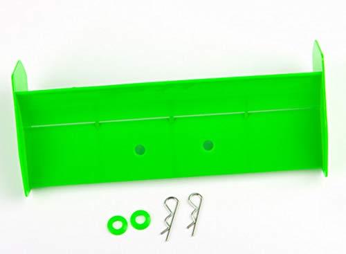 (SKB family BSR Berserker 1/8 Electric Truggy - Rear Wing (Green) 816802)
