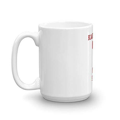 KAEPERNICK SUCKS - ALTERNATE 15 Oz White Ceramic