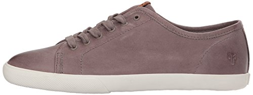 FRYE Women's Maya Low Lace Sneaker, Cement, 6.5 M US by FRYE (Image #5)