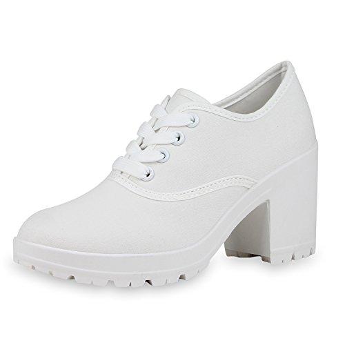Japado - Botas clásicas Mujer blanco
