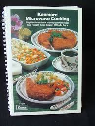 Kenmore Microwave Cooking by No Author (1979-05-03)
