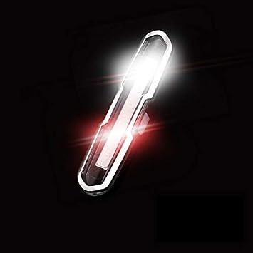 NO LOGO L-Yune, Luz de Bicicleta Trasera Delantera Recargable USB ...