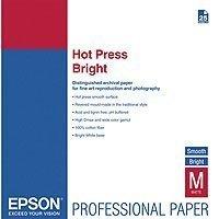 EPSS042330 - Epson Hot Press Bright Fine Art Paper
