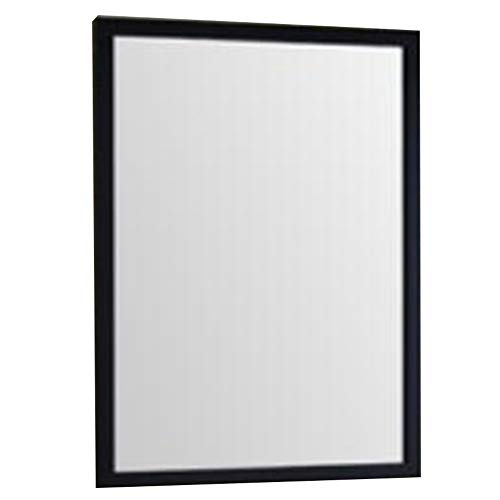 YANZHEN Mirror Ultra-Clear Simple Modern Make up Wall Mount Delicate Edging Bathroom Rectangle PS Polymer, 4 Color 2 (Pecan Bathroom Vanity Light)
