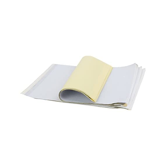 Generic 10 Sheets Tattoo Thermal Carbon Stencil Transfer Paper For Ink Kit