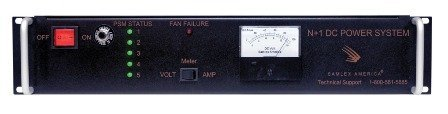 Samlex SEC-100BRM Rack Mount AC/DC Power Supply with Battery Back-up, Provides N + 1 redundancy, Voltage/Amperes meter, Highly regulated output voltage, Short circuit protection and overload current