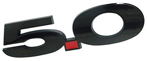 Embl/ème autocollant 5.0//5,0/Noir