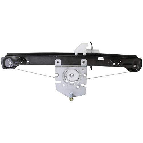 Power Window Regulator For 2008-2011 Ford Focus Rear Driver Side