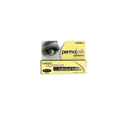 - Andrea Permalash Adhesive for Individual Lashes - Dark 3.5g/0.12oz