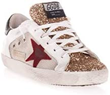 Golden Goose Luxury Fashion Femme GWF00103F00015380182 Blanc Polyester Baskets | Automne-Hiver 20