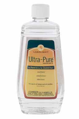 Lamplight 60014 Ultra-Pure Lamp Oil (Pack of 12) ()