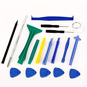 New 18 in 1 Repair Opening Pry Tools Screwdriver Kit Set for iPhone 3G/ 4S / 4 / iPod/iPad/Samsung/HTC