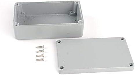 Caja estanca de aluminio fundido a presión Caja de conexiones de ...