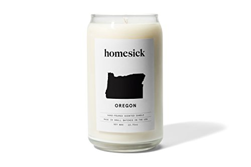 Homesick Scented Candle, Oregon from Homesick