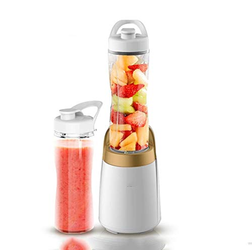 (Juicer electric household multi-function mini cooking portable cup vegetable juice juicer for maximum nutrition and pulp extraction juice and vegetable juice)