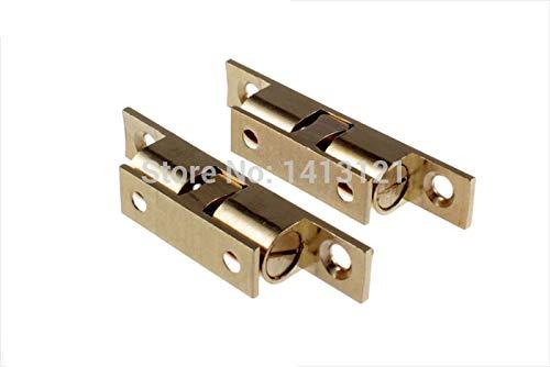 150 pieces 42mm brass cabinet Catch metal furniture Hardware part door catch door closer kitchen DIY household ball detent by Kasuki (Image #1)