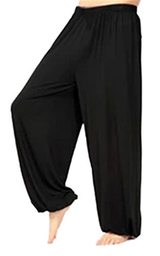 Pantaloni H Sport Labelle Yoga Larghi Fitness Donna 0q5Zwd6