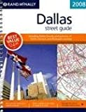 Rand Mcnally Dallas Street Guide, , 0528866885