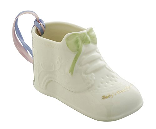 Belleek Pottery Baby's First Christmas