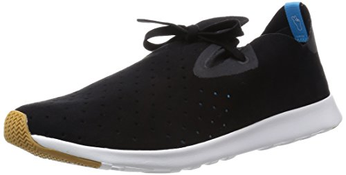 Sneaker Moc Unisex Native Fashion Black Apollo O4Ixqv