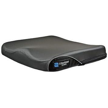 Curve Wheelchair Cushion Size: 18