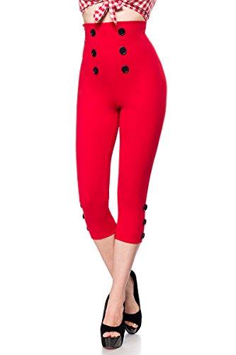 Belsira - Pantalón deportivo - para mujer Rojo