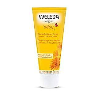 Weleda Baby Calendula Diaper Cream, 2.8 Ounce