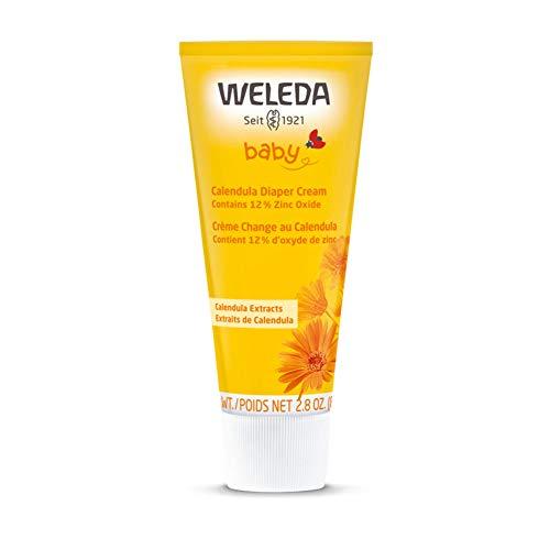 Weleda Baby Calendula Diaper Cream, 2.8 (8813), 2.8 Oz