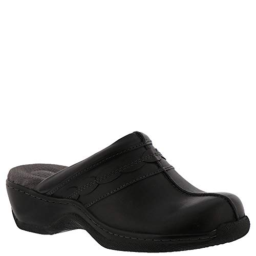 SoftWalk Women's Abby, Black, 8 W US from SoftWalk