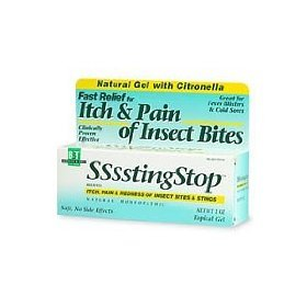 Sting arrêt insectes Gel 1 Onces