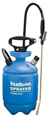 Hudson 27912 2-Gallon Poly Sprayer Garden Hose Pressurized 2 Gallon Poly Sprayer