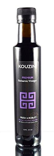 Kouzini Premium Balsamic Vinegar Bottle product image