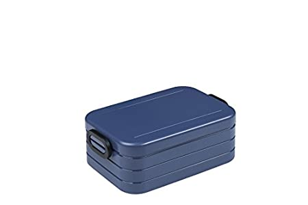 Plastik 18.5 x 12 x 6.5 cm Mepal Lunchbox take a Break midi Nordic pink